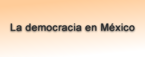 Democracia en México PRD